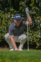 Brandon Grace (RSA) watches his tee shot on 2 during round 3 of the World Golf Championships, Mexico, Club De Golf Chapultepec, Mexico City, Mexico. 3/3/2018.<br /> Picture: Golffile | Ken Murray<br /> <br /> <br /> All photo usage must carry mandatory copyright credit (&copy; Golffile | Ken Murray)