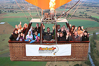 20120726 July 26 Hot Air Balloon Gold Coast