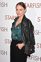 """Laura Haddock<br /> at the """"Starfish"""" UK premiere, Curzon Mayfair, London.<br /> <br /> <br /> ©Ash Knotek  D3190  27/10/2016"""