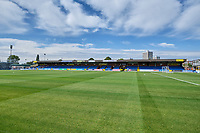 General view of the ground ahead of AFC Wimbledon vs Wycombe Wanderers, Sky Bet EFL League 1 Football at the Cherry Red Records Stadium on 31st August 2019