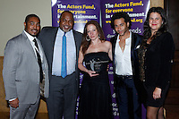 LOS ANGELES - DEC 3: David Reivers, Martha Callari, Corbin Bleu, Kathleen Cahill at The Actors Fund's Looking Ahead Awards at the Taglyan Complex on December 3, 2015 in Los Angeles, California