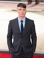 Cillian Murphy attends the World Premiere of DUNKIRK. London, UK. 13/07/2017 | usage worldwide ***FOR USA ONLY*** Credit: DPA/MediaPunch