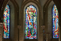 Saint-Pierre-de-Montmartre, Paris.  Three <br />