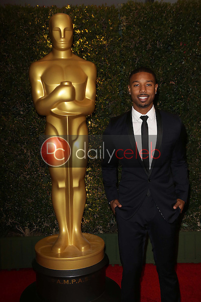 Michael B. Jordan<br />
