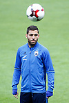 Israel's Tomer Hemed during training session. March 23,2017.(ALTERPHOTOS/Acero)