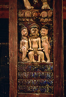 Nepalese Wood Carvings