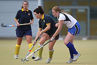 Romford HC Ladies vs Southend HC Ladies 2nd XI 13-10-12