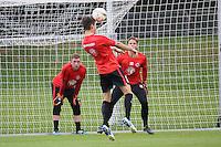 06.10.2015: Eintracht Frankfurt Training