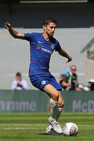 Jorginho of Chelsea in action during Chelsea vs Manchester City, FA Community Shield Football at Wembley Stadium on 5th August 2018