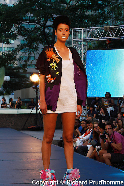 The Fashion & Design festival is an annual celebration of creativity held in downtown Montreal, featuring renowned Canadian designers and leading names in international fashion