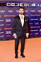 Chingiz (Azerbaijan)<br /> Eurovision Song Contest, Opening Ceremony, Tel Aviv, Israel - 12 May 2019.<br /> **Not for sales in Russia or FSU**<br /> CAP/PER/EN<br /> &copy;EN/PER/CapitalPictures