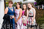 Sharon Condon, Janette Murphy, Aoife Murphy and Kate Mulgrew (all from Tralee), pictured at the Rose of Tralee Fashion Show on Sunday night last held in the Dome, Tralee.