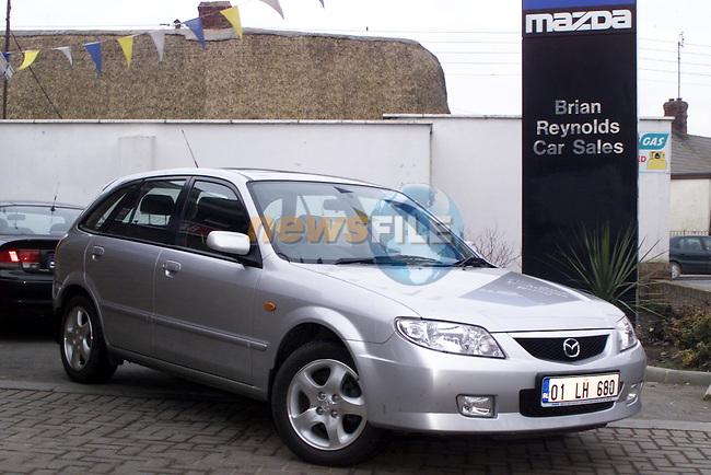 Brian Reynolds car sales..pic: Newsfile