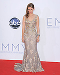 Kate Mara at The 64th Anual Primetime Emmy Awards held at Nokia Theatre L.A. Live in Los Angeles, California on September  23,2012                                                                   Copyright 2012 Hollywood Press Agency