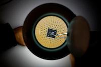 Barroso_MG, Brasil...Montagem de placa de circuito impresso de uma empresa...The printed circuit board of the company...Foto: LEO DRUMOND / NITRO