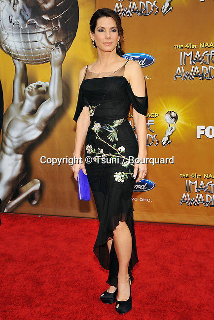 Sandra Bullock _57   -.41st NAACP Image Awards at the Shrine Auditorium in Los Angeles.