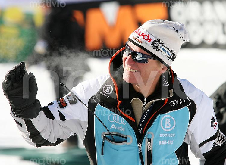 Ski Alpin; Saison 2006/2007  Slalom Herren DSV Cheftrainer Trainer Werner Margreiter