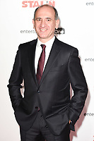Armando Iannucci at the premiere of &quot;The Death of Stalin&quot; at the Curzon Chelsea, London, UK. <br /> 17 October  2017<br /> Picture: Steve Vas/Featureflash/SilverHub 0208 004 5359 sales@silverhubmedia.com