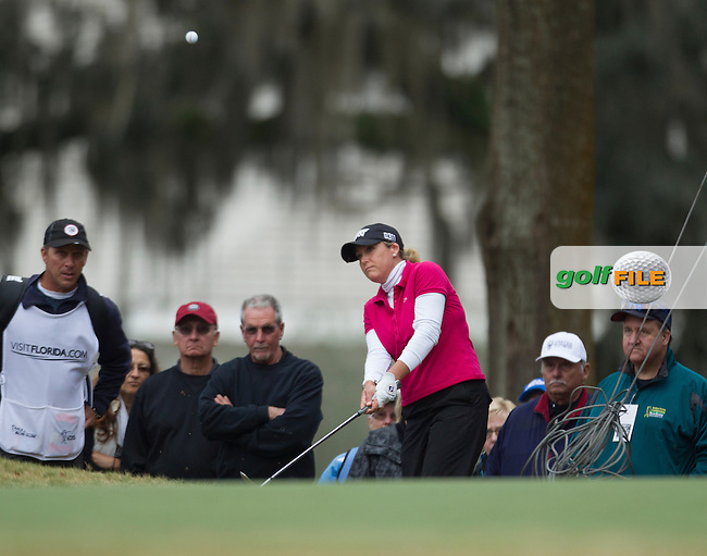 Christie Kerr during the Final round of the LPGA Coates Golf Championship 2016 , from the Golden Ocala Golf and Equestrian Club, Ocala, Florida. 7/2/16<br /> Picture: Mark Davison | Golffile<br /> <br /> <br /> All photos usage must carry mandatory copyright credit (&copy; Golffile | Mark Davison)