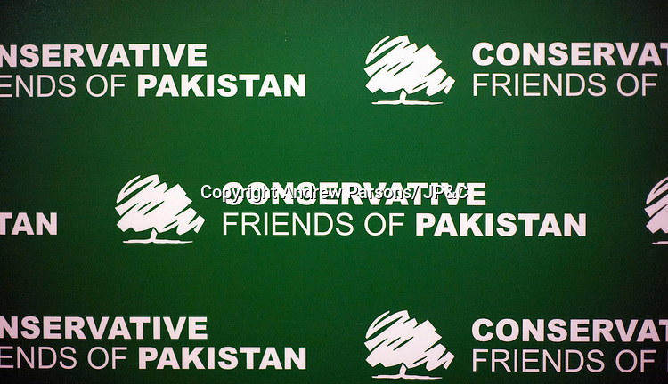 Conservative Friends of Pakistan Lunch, London,  Thursday May 10, 2012. Photo By Andrew Parsons/JP&C
