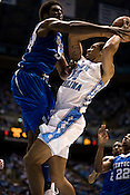November 18, 2008. Chapel Hill, NC..UNC vs. Kentucky, at the Dean Smith Center in Chapel Hill.. Danny Green, #14, goes for the basket.