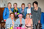 Dancering the night away at the Glow Hearts 4 Crumlin 80's disco in McSorley's on Saturday night were front row l-r: Juliet Galwey, Sheila Brosnan, Annette O'Sullivan. Back row: Mary Pembroke, Joan Pembroke, Margaret O'Sullivan, Mary Huggard, Kathleen Daly