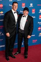 Carlos Marrero and Enrique Sarasota attends to the photocall of the Gala Sida at Palacio de Cibeles in Madrid. November 21, 2016. (ALTERPHOTOS/Borja B.Hojas) //NORTEPHOTO.COM