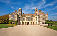 BNPS.co.uk (01202 558833)<br /> Savills/BNPS<br /> <br /> Charlton Park House dates from early 17th Century...<br /> <br /> A luxury apartment in a breathtaking 17th century town house has emerged for sale for £750,000.<br /> <br /> The spectacular Charlton Park House in Malmesbury, Wilts, dates back to around 1607 when it was built for Earl of Suffolk and Berkshire.<br /> <br /> The farms and surrounding estates are still owned by the family over 400 years later but the building itself was converted into 19 flats in 1975.