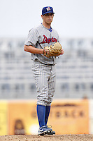 July 10, 2009:  Pitcher James Leverton of the Daytona Cubs during a game at George M. Steinbrenner Field in Tampa, FL.  Daytona is the Florida State League High-A affiliate of the Chicago Cubs.  Photo By Mike Janes/Four Seam Images