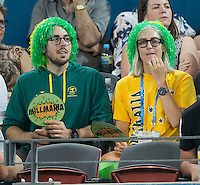 Ambience<br /> <br /> Tennis - Brisbane International 2015 - ATP 250 - WTA -  Queensland Tennis Centre - Brisbane - Queensland - Australia  - 8 January 2015. <br /> &copy; Tennis Photo Network