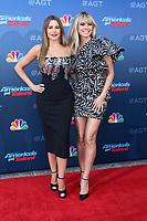 LOS ANGELES - MAR 4:  Sophia Vergara and Heidi Klum at the America's Got Talent Season 15 Kickoff Red Carpet at the Pasadena Civic Auditorium on March 4, 2020 in Pasadena, CA