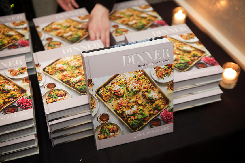 NEW YORK, NY - May 13, 2017: The annual Food Book Fair at the Ace Hotel in NoMad.<br /> <br /> Credit: Clay Williams.<br /> &copy; Clay Williams / http://claywilliamsphoto.com
