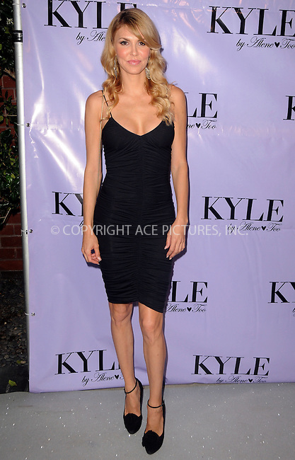 WWW.ACEPIXS.COM . . . . .  ....July 21 2012, LA....Brandi Glanville at the grand opening for the new boutique 'Kyle By Alene Too' on July 21, 2012 in Beverly Hills, California.....Please byline: PETER WEST - ACE PICTURES.... *** ***..Ace Pictures, Inc:  ..Philip Vaughan (212) 243-8787 or (646) 769 0430..e-mail: info@acepixs.com..web: http://www.acepixs.com