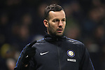 Samir Handanovic of Inter during the Serie A match at Giuseppe Meazza, Milan. Picture date: 9th February 2020. Picture credit should read: Jonathan Moscrop/Sportimage