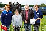 Marian Barnes Recovery Haven, Angela and Tim Kelliher Caragh Lake and Mary Logue Recovery Haven at the Treashing for Cancer in Beaufort on Sunday