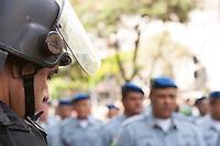 BELO HORIZONTE-MG-07.09.2013-Desfile Militar de comemoração do dia da independência em Belo Horizonte nesta manhã de sábado,07-(Foto: Sergio Falci / Brazil Photo Press)