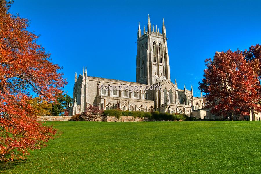 Bryn Athyn Church, New Church, Cathedral, Pennypack Creek Valley, Bryn Athyn, Pennsylvania, PA