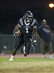 Lawndale, CA 09/29/17 - Jordan Wilmore (Lawndale #1) in action during the Torrance vs Lawndale CIF Varsity football game at Lawndale High School.   Lawndale defeated Torrance 42-0.