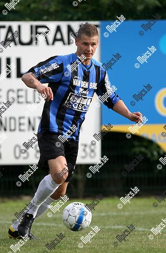 2010-07-21 / Seizoen 2010-2011 / Voetbal / K. Rupel Boom / Wesley Snoeys..Foto: mpics