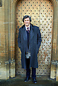 Melvyn Bragg broadcaster  and writer at Oxford Literary Festival  at Christchurch College, Oxford  2014 CREDIT Geraint Lewis