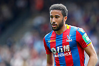 Andros Townsend of Crystal Palace during the EPL - Premier League match between Crystal Palace and West Bromwich Albion at Selhurst Park, London, England on 13 May 2018. Photo by Carlton Myrie / PRiME Media Images.
