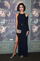 LOS ANGELES, CA - FEBRUARY 05: Necar Zadegan at the Here And Now Los Angeles Premiere at the  DGA Lot on February 5, 2018 in Los Angeles, California. Credit: David Edwards/MediaPunch