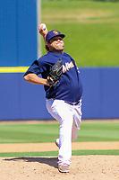 2018.03.19 Los Angeles Dodgers @ Milwaukee Brewers (AAA Spring Training)