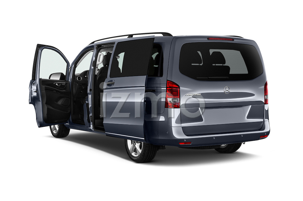 Car images of 2016 Mercedes Benz Metris Passenger-Van 5 Door Passenger Van Doors