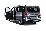 Car images of 2018 Mercedes Benz Metris Passenger-Van 5 Door Passenger Van Doors