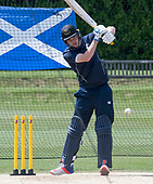 Cricket Scotland - Scotland train at Kent County cricket ground at Benkenham, ahead of two matches against Sri Lanka, on Sunday (tomorrow) and Tuesday - pic shows Stuart Whittingham - picture by Donald MacLeod - 20.05.2017 - 07702 319 738 - clanmacleod@btinternet.com - www.donald-macleod.com