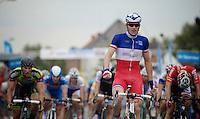 race winner: Arnaud Demarre (FRA/FDJ.fr)<br /> <br /> 99th (open) Flemish Championships 2014<br /> (&quot;Kampioenschap van Vlaanderen&quot;)