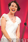 Dublin Rose Arlene O'Neill during the Tuesday night Rose Selection at the Dome.
