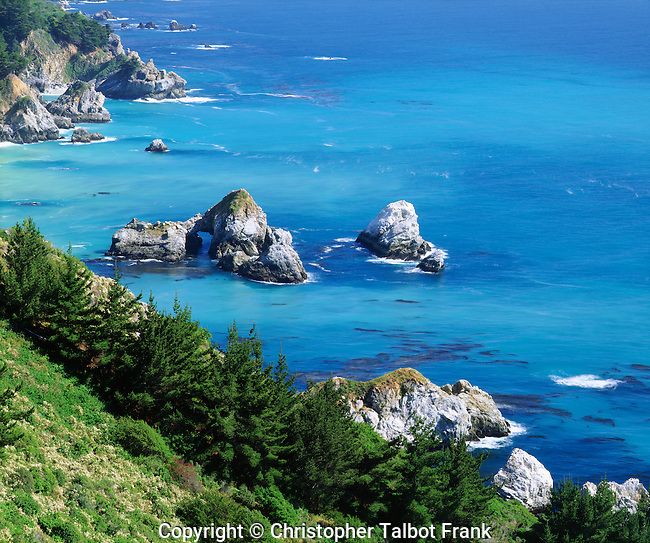 USA, California, Central California Coast