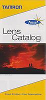 Tamron Lens Catalog